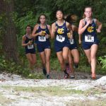 Conley Girls take 2nd place in 6 team meet