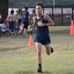 Conley Boys Cross Country finishes 1st place in conference matchup