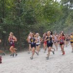 Conley Girls run fastest times of the season at Great American XC Festival