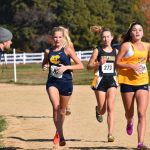 Annika Stoakes leads Conley at NCHSAA State Championship