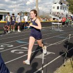 Mitchell and Crumpler lead the Vikings with 1st place finishes at home meet.