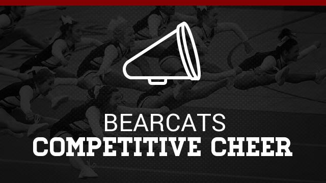 Bearcat Cheer Heads to 5A Cheer Qualifier Saturday