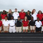 "Walt ""Doc"" Gainey, Student Athletic Trainer Melton Honored"