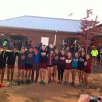Boys and Girls Cross Country win Region Championships