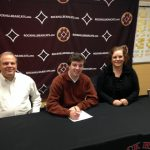 Panetti Signs with Erskine Golf