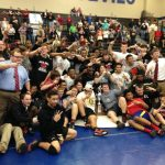 Wrestling defeats Fort Dorchester, Wins 18th State Championship