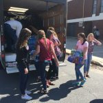 Athletes Collect Water for Disaster Relief – Ship to Kingstree