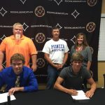 Two More Bearcats Sign National Letters of Intent to Play at Next Level