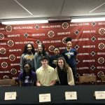 Seven Bearcat Athletes sign with Colleges