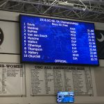 Bearcat Swimmer CJ Davis wins Two State Championships