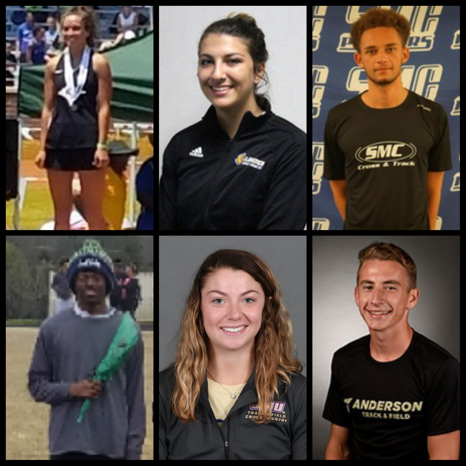 RHHS Track Athletes Transition to College Athletics