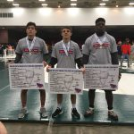 Three Bearcat Wrestlers Win Individual State Championships