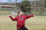 First Ever Female Javelin Record Holder in RHHS History!