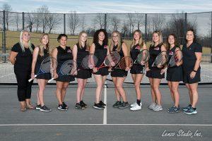 18-19 Girls Tennis