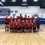7th Volleyball IVC South Champs!
