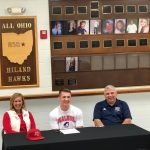 Andy Miller College Signing