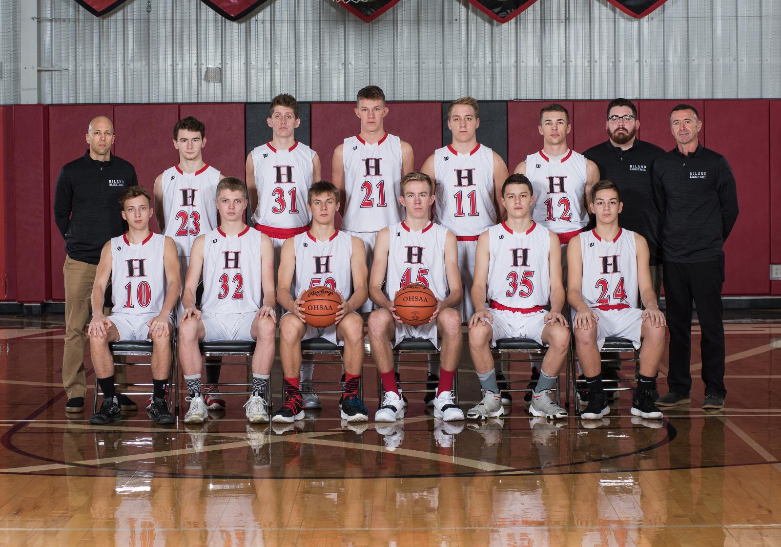 D4 Boys Basketball Tournament Info