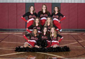 18-19 Cheerleaders