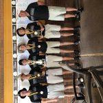 Boys Varsity Golf finishes 1st place at TCC Invite
