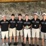Boys Varsity Golf finishes 1st place at 20th Annual Pirate Invite – Willandale (Black/Gold)