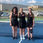 Girls Tennis Senior Night