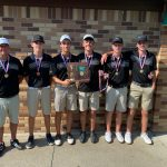 Hiland Golf Advances to State!