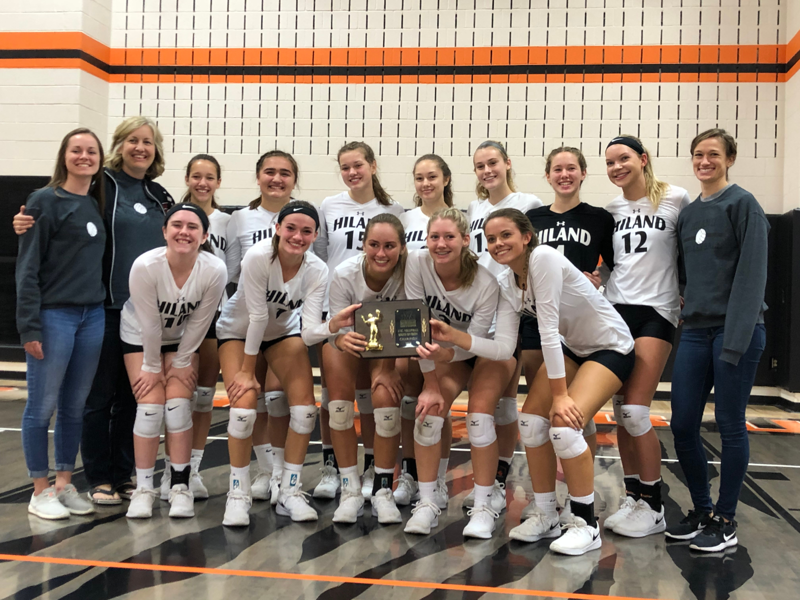 IVC Showcase Volleyball Results!