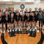 Lady Hawks Volleyball Advances To Regionals!