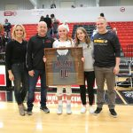 Kennedy Schlabach Jersey Retirement