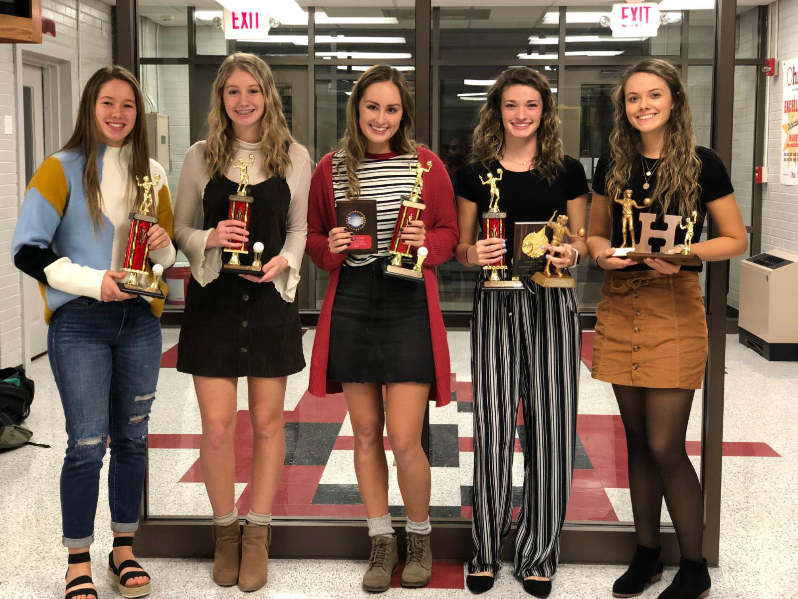 Volleyball Awards Banquet!