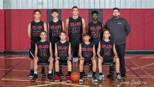19-20 Freshmen Boys Basketball