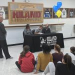 Krista Troyer's College Signing!