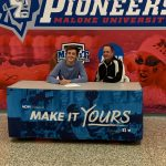 Dylan Kaufman College Signing!