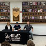 Casey Kalman Baseball Signing