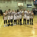 IVC South 8th Girls Basketball Tournament Results