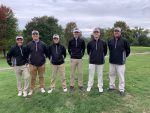 Boys Varsity Golf Advances to Districts!
