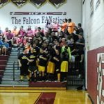 FORD VOLLEYBALL HOSTS DISTRICTS