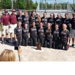 FALCONS defeat Big Reds, win 2nd consecutive District Title