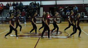 FALCON VARSITY DANCE – 1-16-15
