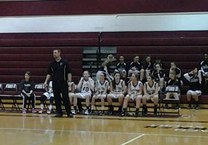 FROSH GIRLS BASKETBALL DEFEATS P.H. IN DBL O.T! (1/20/15)