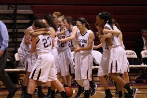 FALCON GIRL'S BASKETBALL – 2014-15