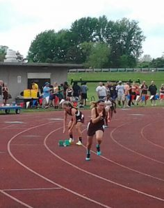 2015 MAC BLUE REGIONAL TRACK MEET