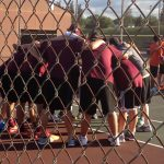 FALCON BOYS TENNIS SERVES UP THE 2015 SEASON!