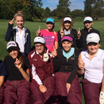 FALCON Ladies GOLF WINS 2015 MAC WHITE DUAL MEET CHAMPIONSHIP