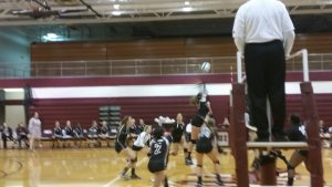 FALCON VARSITY VOLLEYBALL – 10/8