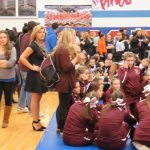 FORD COMPETITIVE CHEER TAKES THIRD AT COUSINO CHARITY INVITATIONAL!