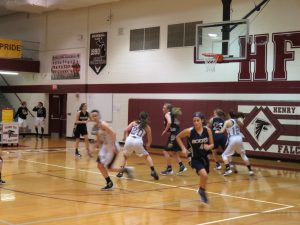 JV GIRLS BASKETBALL – GP SOUTH – 1-28-16