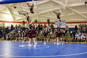 FALCON COMPETITIVE CHEER – FEBRUARY 2016