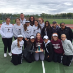 FALCON GIRL'S JV TENNIS WINS CHAMPIONSHIP!