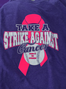 2016 FALCON SOFTBALL – COACHES vs CANCER  EVENT!